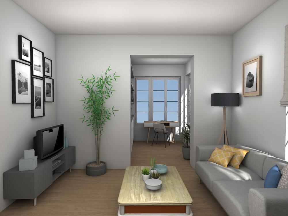 Rénovation appartement Strasbourg Neudorf