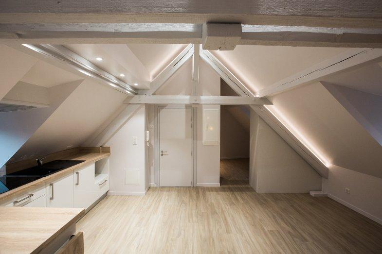 Rénovation d'un appartement Strasbourg Petite France