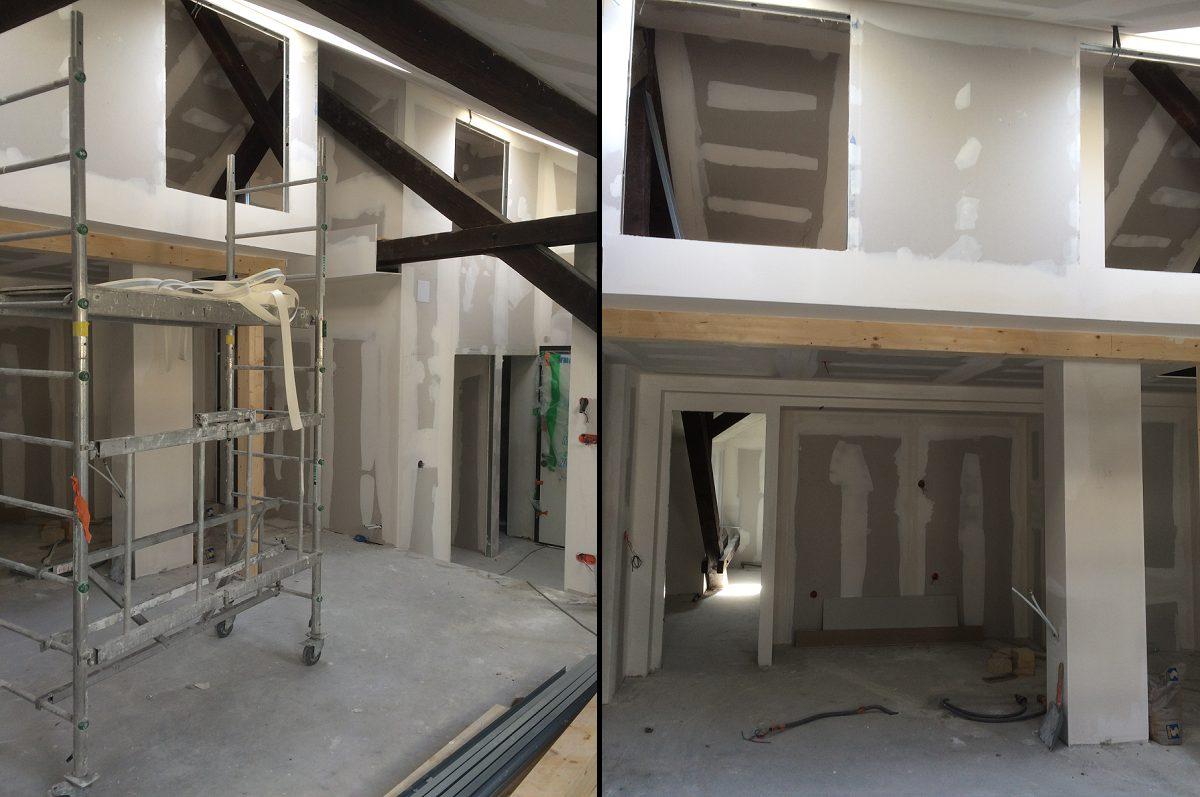 Rénovation appartement Strasbourg Avenue de la Paix