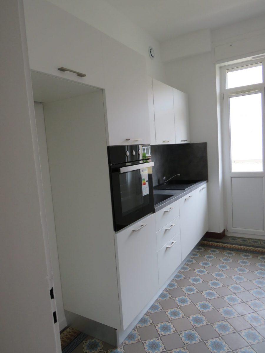 Rénovation appartement Strasbourg