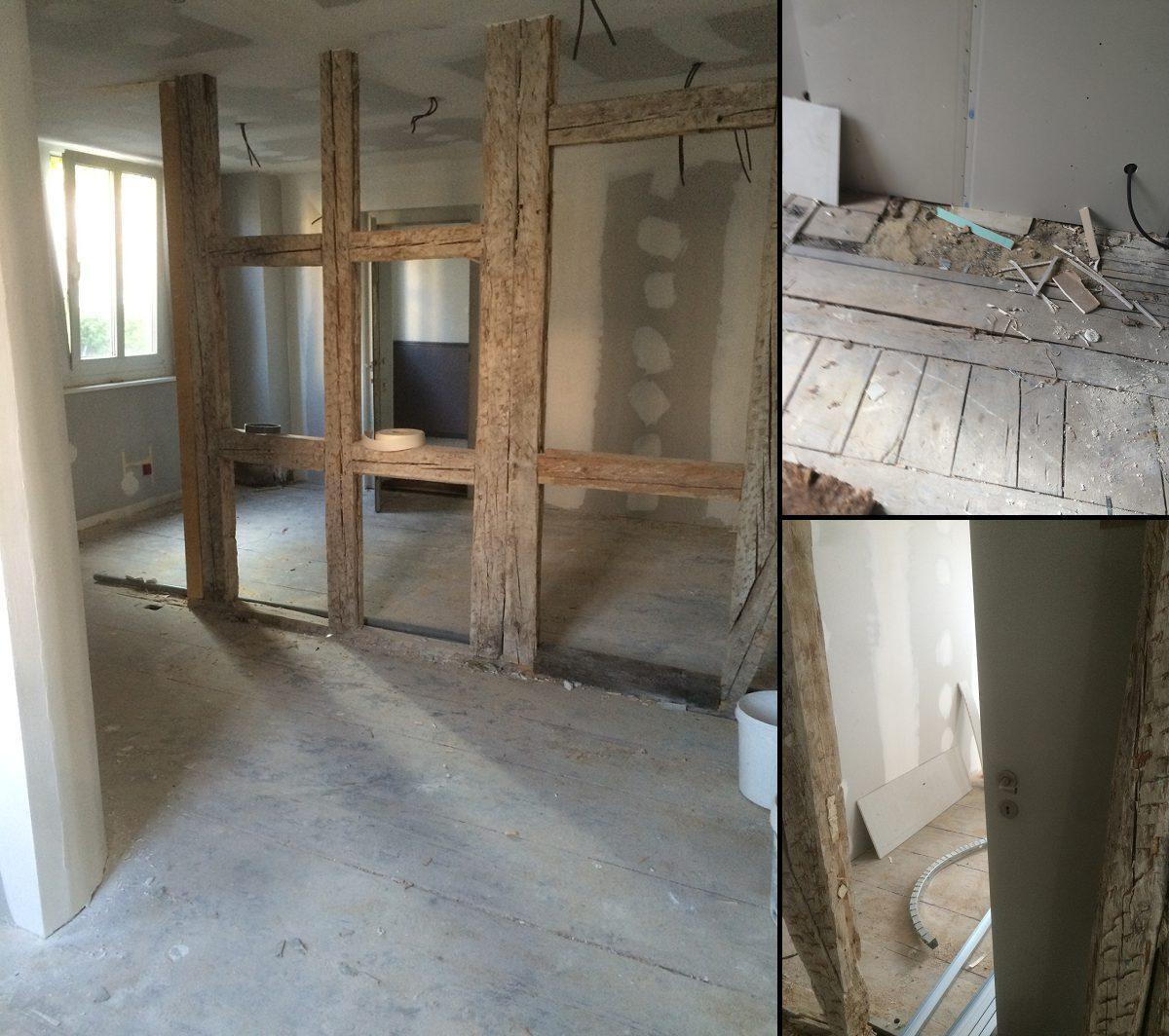 Rénovation cabinet médical Strasbourg