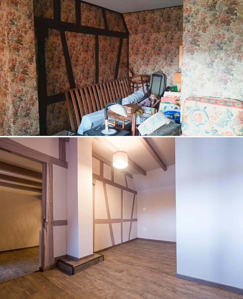 r novation d 39 une maison alsacienne pr s de strasbourg d 39 concept. Black Bedroom Furniture Sets. Home Design Ideas