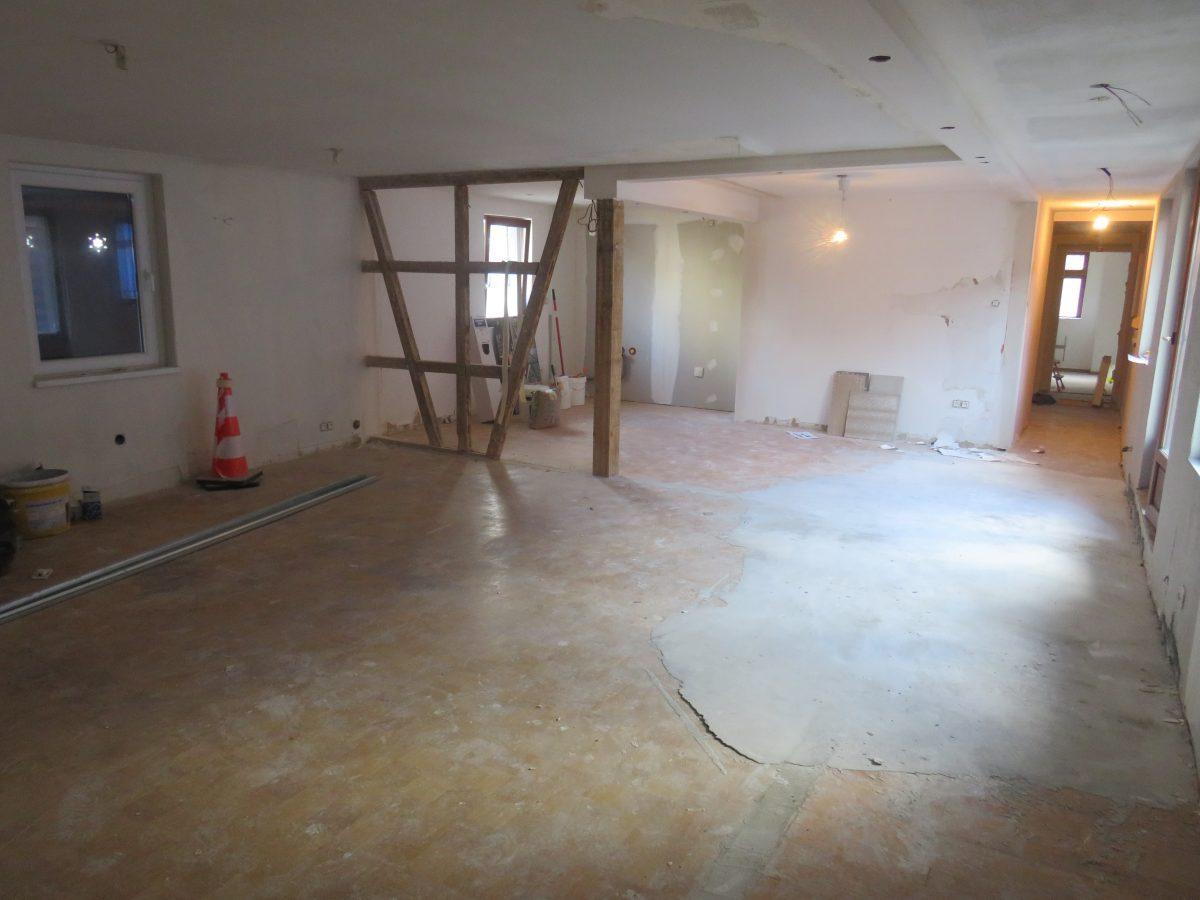 Rénovation maison Alsace Oberhausbergen